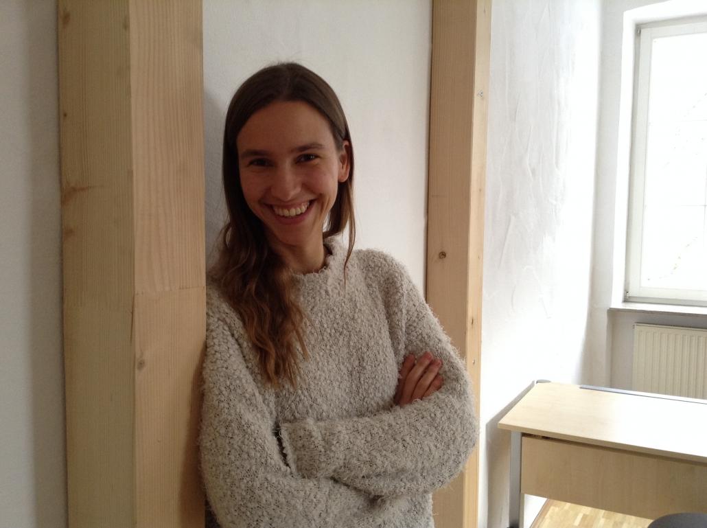 Portrait Ergotherapeutin Meike Anhegger